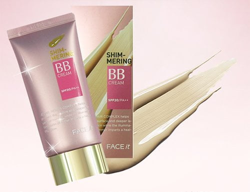 BB Cream Shimmering1