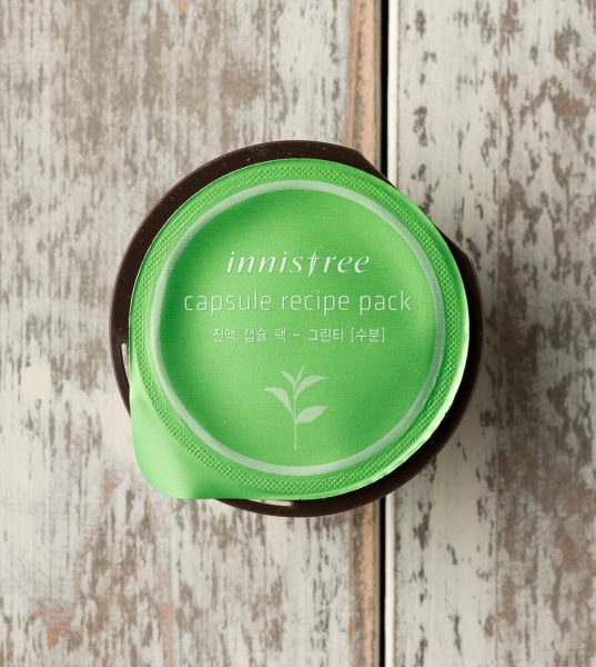 Capsule Recipe Pack Green Tea1