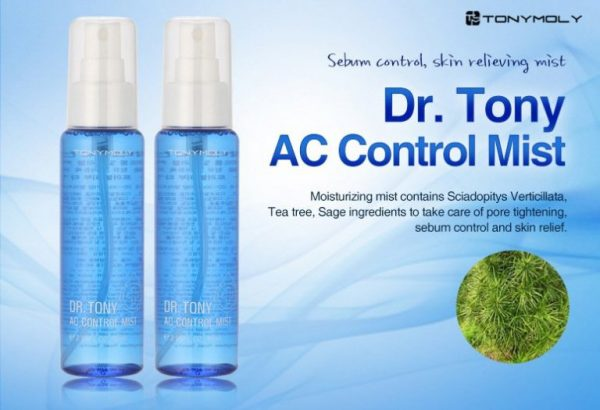 Dr Tony AC Control Mist 1