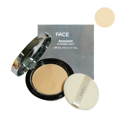 FACE IT RADIANCE POWDER PACT 1