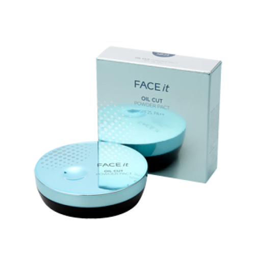 Face It Oil Cut powder pact4