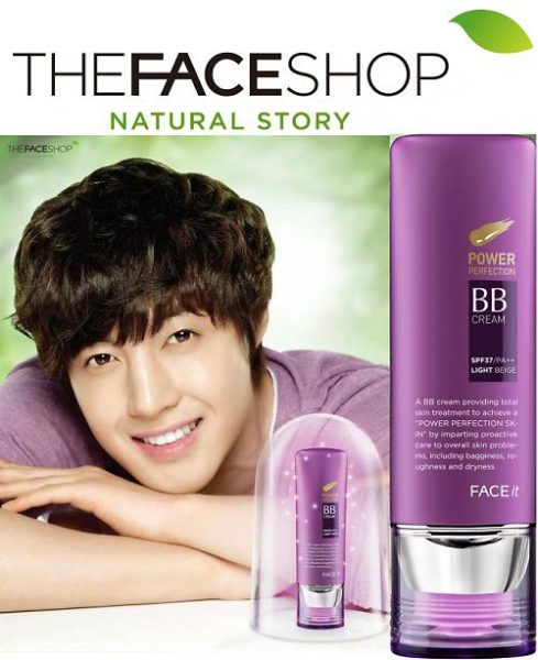 Face It Power Perfection BB Cream