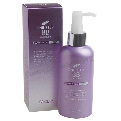 Face it One step BB cleanser3
