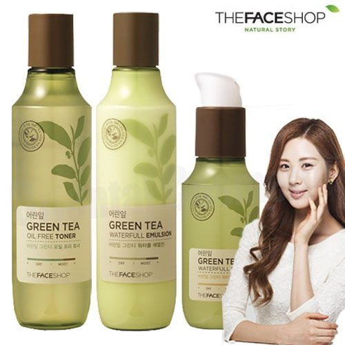 Green Tea Water Full Serum
