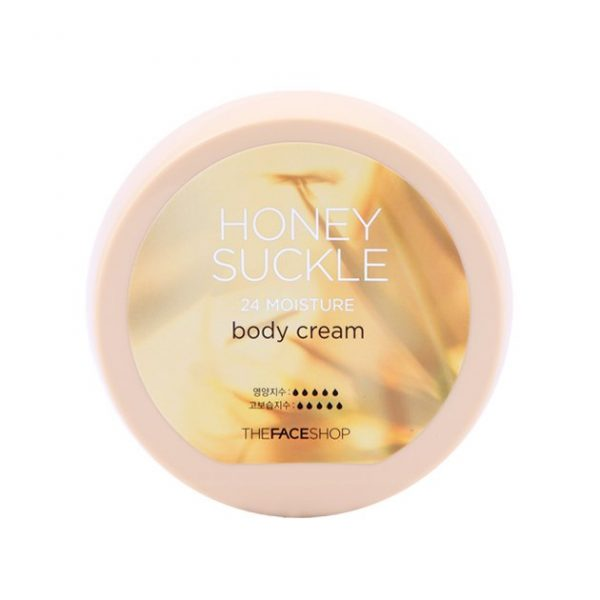 Honey suckle 24 moisture body cream1