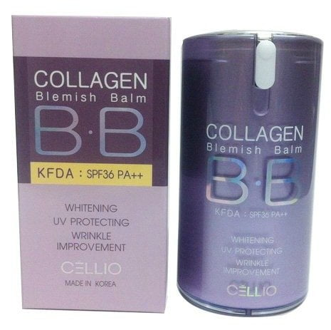 Kem nền BB Collagen Cellio 1