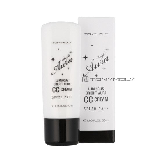 Luminous Bright Aura CC Cream