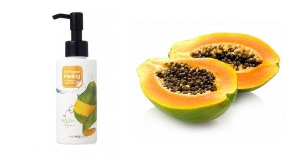 Mild Papaya Peeling1