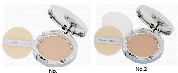 Mineral Skin-fit Powder Pact 2