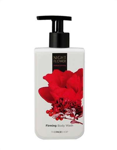 Night flower Firming body wash
