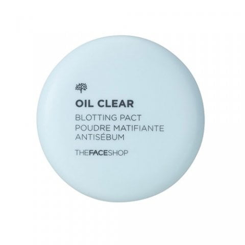 Oil Clear Blotting Pact3