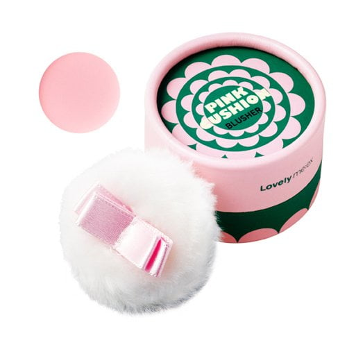 Phấn má lovely meex pastel cushion blusher 1