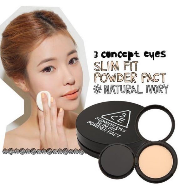 Slim Fit Powder Pact
