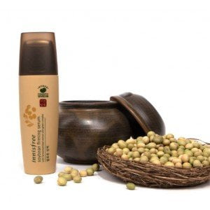 Soybean firming serum