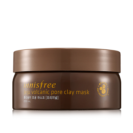 Super Volcanic Pore Clay Mask 200ml