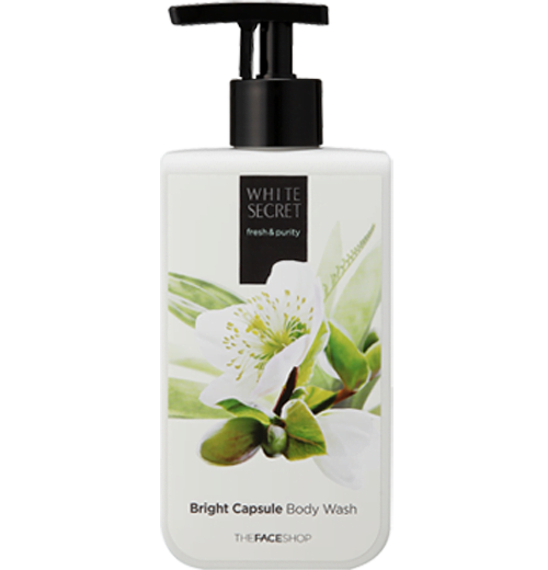 WHITE SECRET Bright Capsule Body Wash2