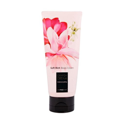 chiffon dream soft rich body cream1