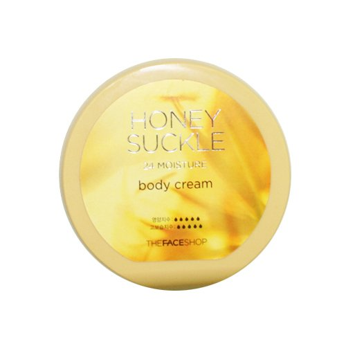 honey suckle 24 moisture body cream