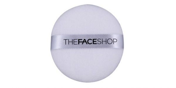 Bông phấn trang diểm Puff - The Face Shop3