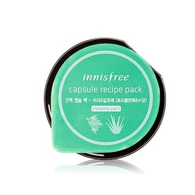 Capsule Recipe Pack Jejubija & Aloe
