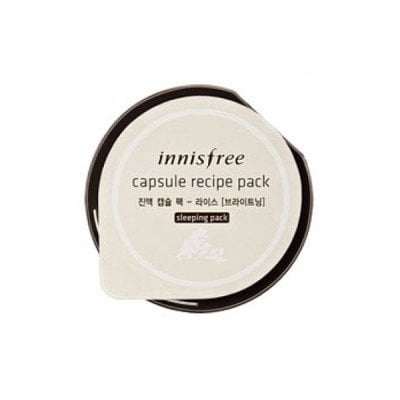 Capsule Recipe Pack Rice
