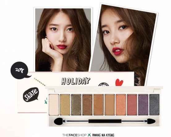 Holiday- Love- Edition- Shadow- Palette