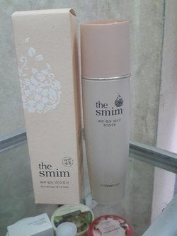 Nước hoa hồng The Smim - The Smim Skin Density 101.0 Toner The Face Shop3