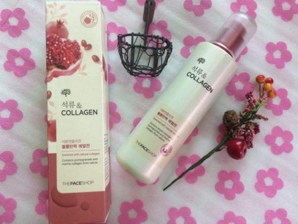Pomegranate and Collagen Volume Lifting Emulsion1