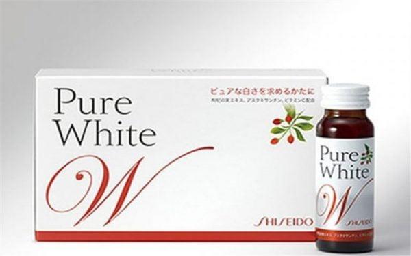 Pure White Shiseido Nhật 1