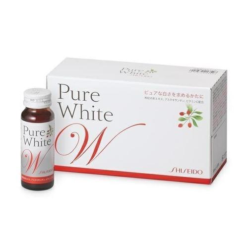 Pure White Shiseido Nhật