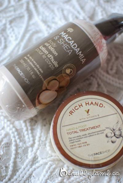 Macadamia & Shea Body Cream Shower