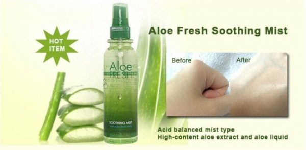 Aloe Fresh Soothing Mist 4
