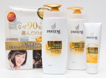 Bộ Dầu gội Pantene Nhật Bản