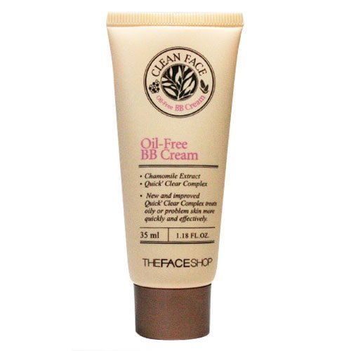Clean Face It Oil Free BB Cream 1