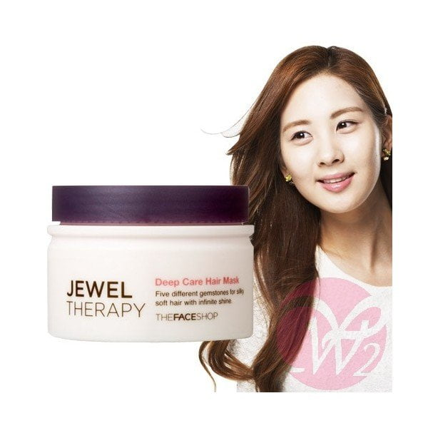 Deep Care Hair Mask Jewel Therapy The Face Shop1