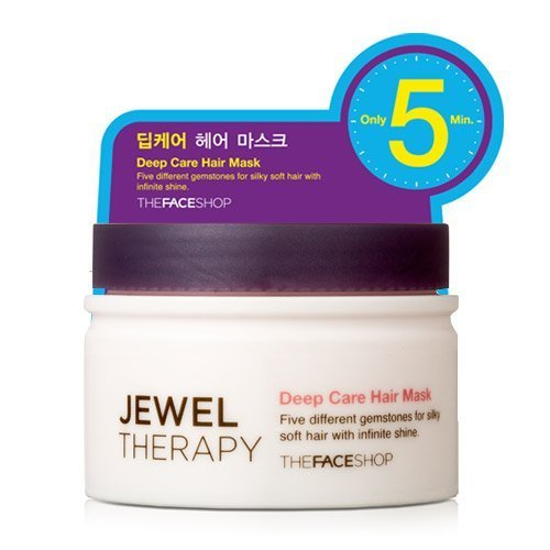 Deep Care Hair Mask Jewel Therapy The Face Shop2