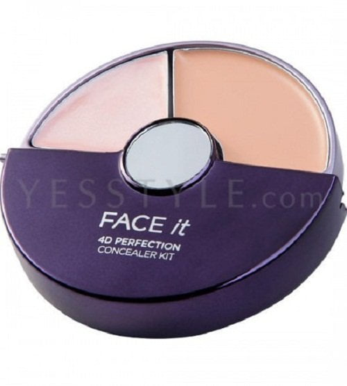 Face It 4D perfection concealer kit