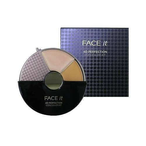 Face It 4D perfection concealer kit1