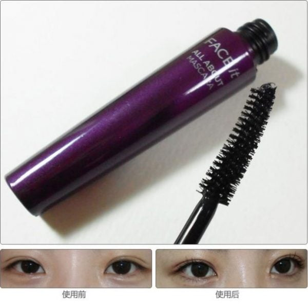 Face It All About Mascara1
