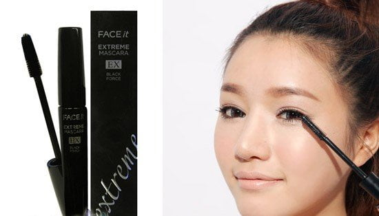 Face It Extreme Mascara EX Black Force4 (2)