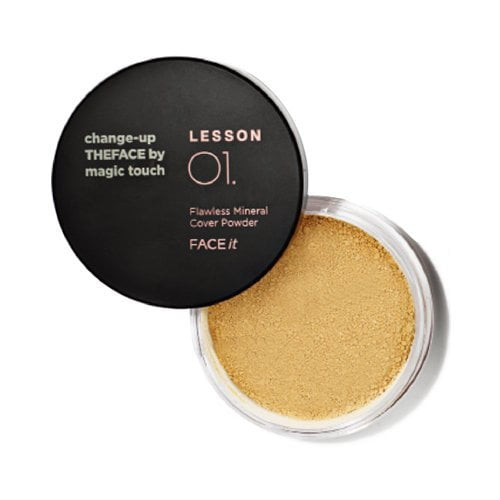 Face It Lesson 01 Flawless Mineral Cover Powder 3