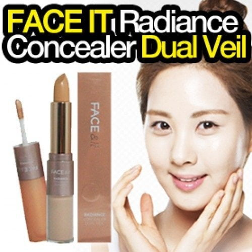 Face it Radiance concealer dual veil1