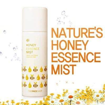 Honey Essence Mist The Face Shop