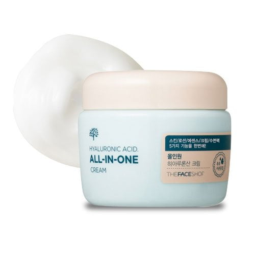 Hyaluronic Acid All-in-One Cream