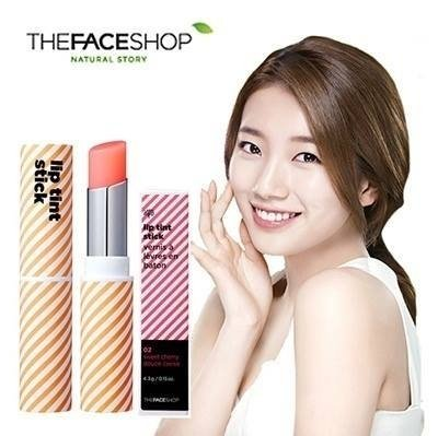 Lip Tint Stick The Face Shop2