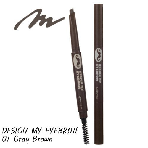 Lovely Me ex Design My EyeBrow 1