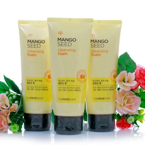 Mango Seed Cleansing Foam3