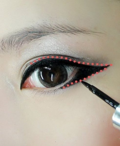 My Short Cake Liquid Eyeliner 4
