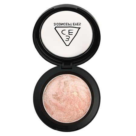Phấn Tạo Khối 3CE Marble Highlighter 4