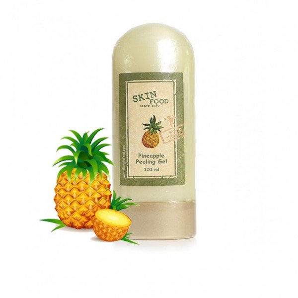 Pineapple Peeling Gel 4